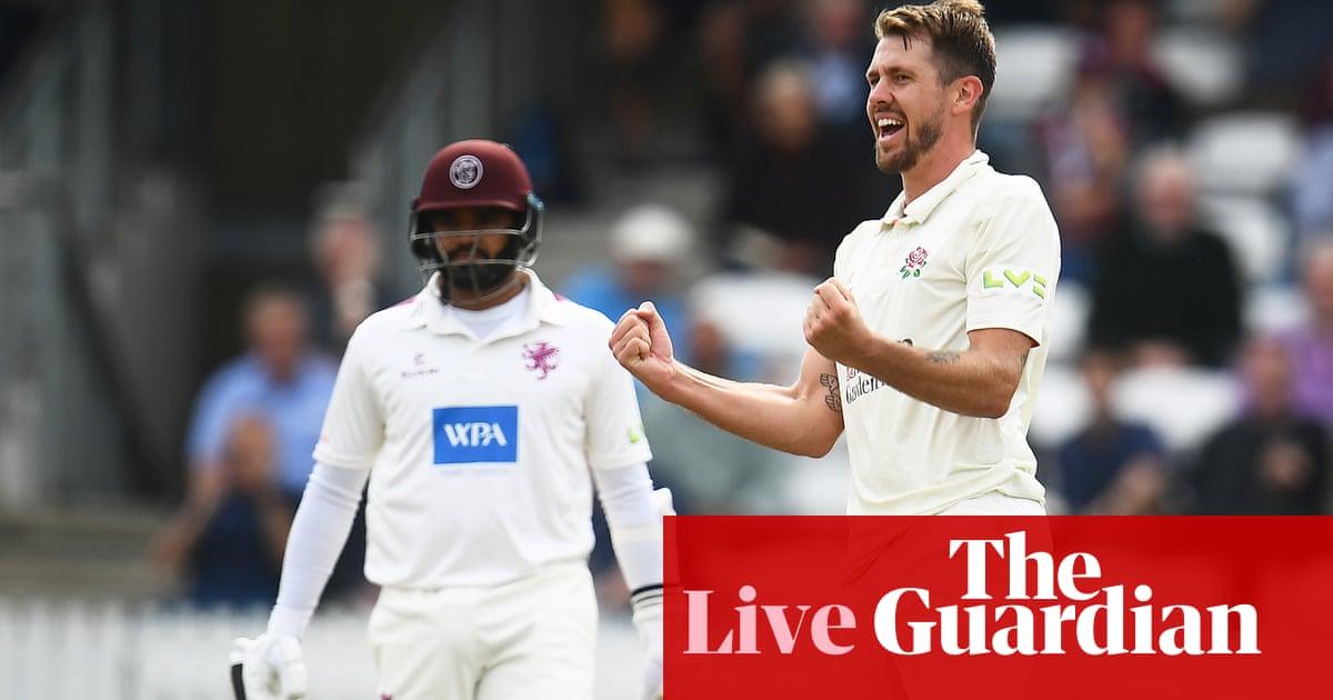 County cricket: Hampshire v Notts, Yorkshire v Warwicks, and more – live!