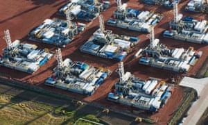 Obama new oil drilling regulations