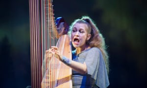 Joanna Newsom at End of the Road in Dorset.