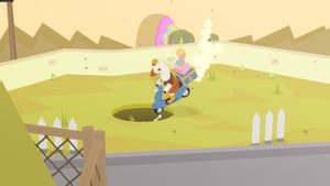 Donut County: 'catnip for obsessive tidiers'