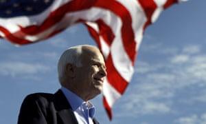 Donald Trump drew criticism for his remarks on the late senator John McCain.