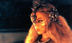 Beyonce: avenging angel
