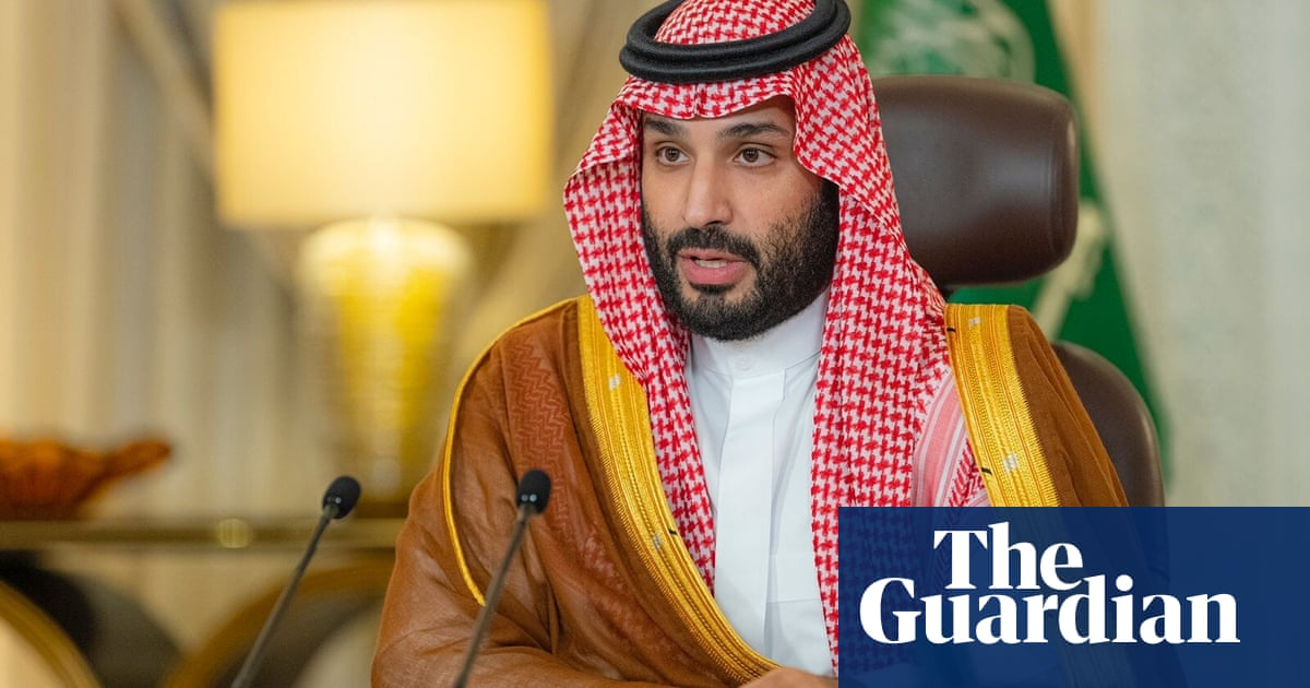 Saudi crown prince a 'psychopath', says exiled intelligence officer