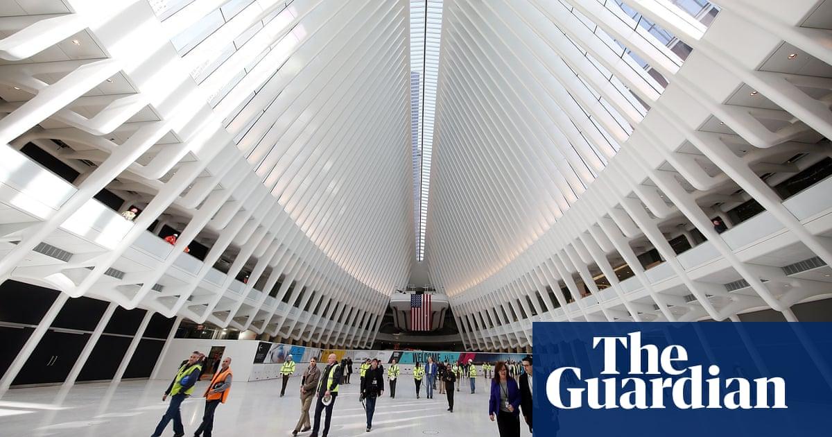 New York's Oculus transit hub soars, but it's a phoenix with