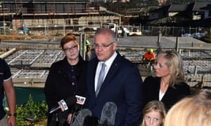 Scott Morrison is leaning heavily on the claim that Labor's housing tax changes will decrease property prices and increase rents