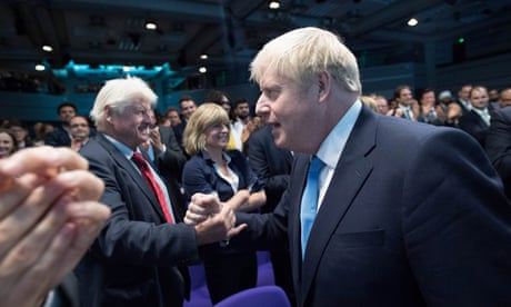 Boris Johnson's victory speech: what he said and what he meant