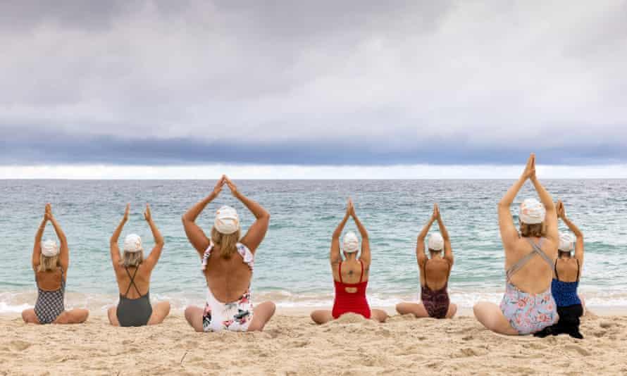 Self-improvement … meditation in Perth, Australia.