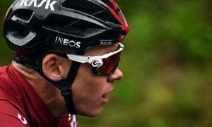 Chris Froome sustained 'multiple serious injuries' in a freak high-speed accident on Wednesday.