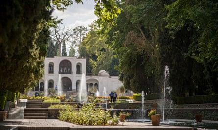 The gardens of Mahan.