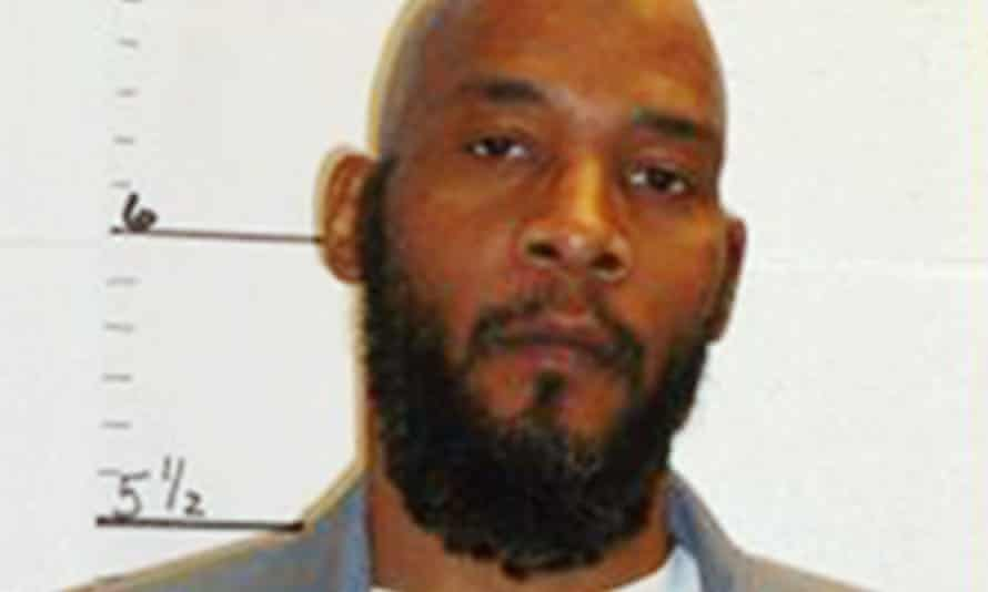 Death row inmate Marcellus Williams.