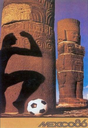 Mexico 1986.