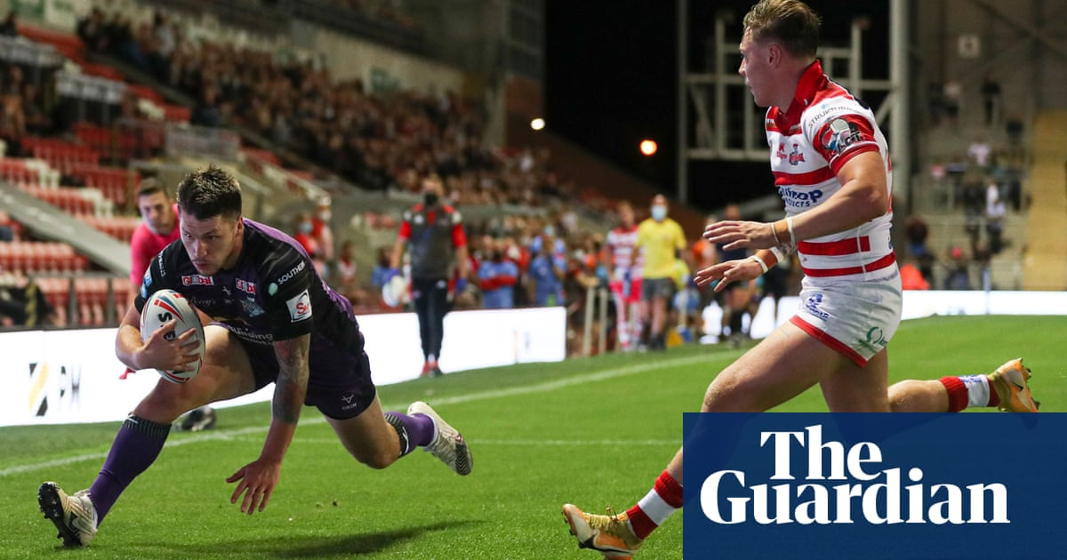Leigh are going down this season but what lies in store for Super League?
