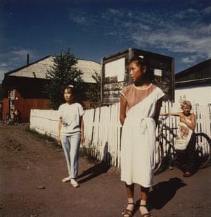 Tuva, 1991