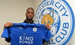 Leicester signing Molla Wagué