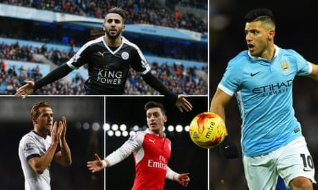 08b7dd997 Who will win the Premier League title  Guardian writers pick their winners