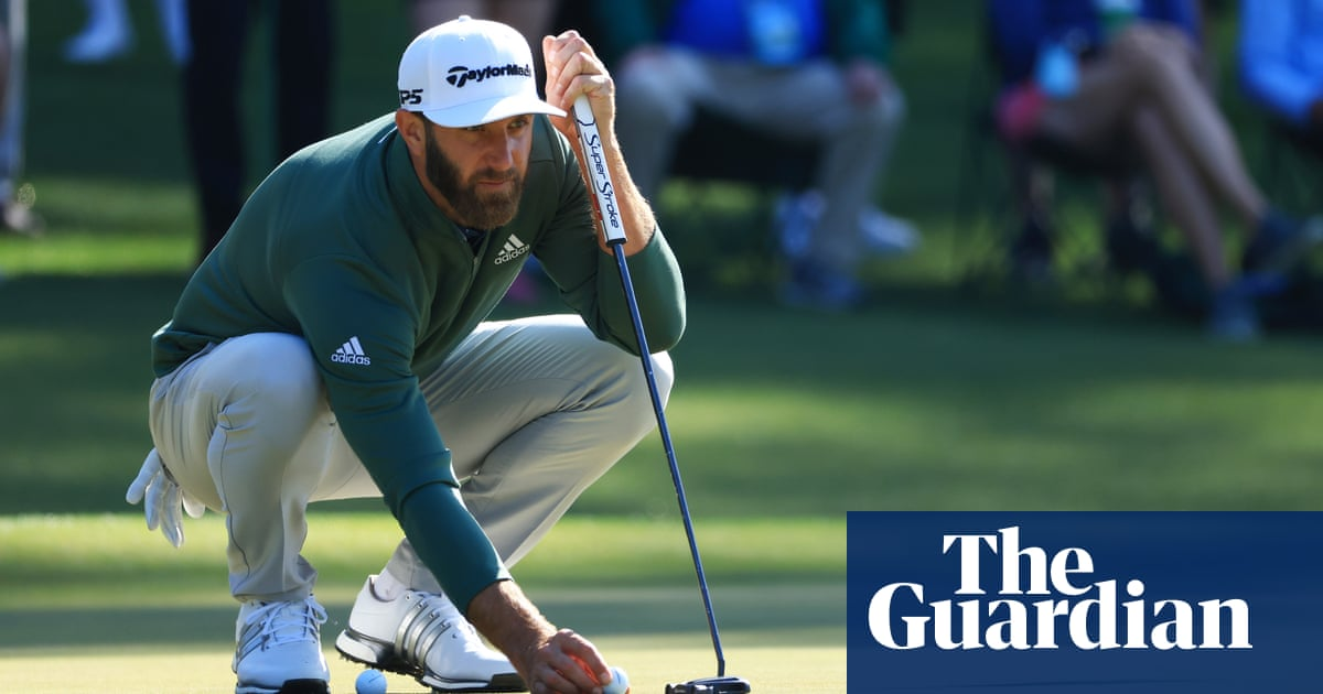 Golfs outdated world ranking system on verge of major overhaul
