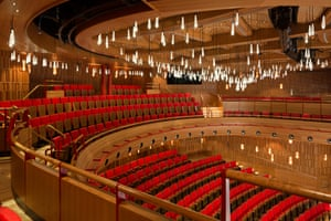 The Royal Academy of Music's new Susie Sainsbury theatre.