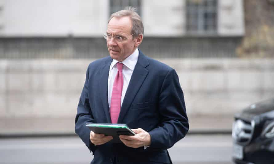 John Manzoni, chief executive of the civil service, was allowed to keep a non-executive company director job for seven months.