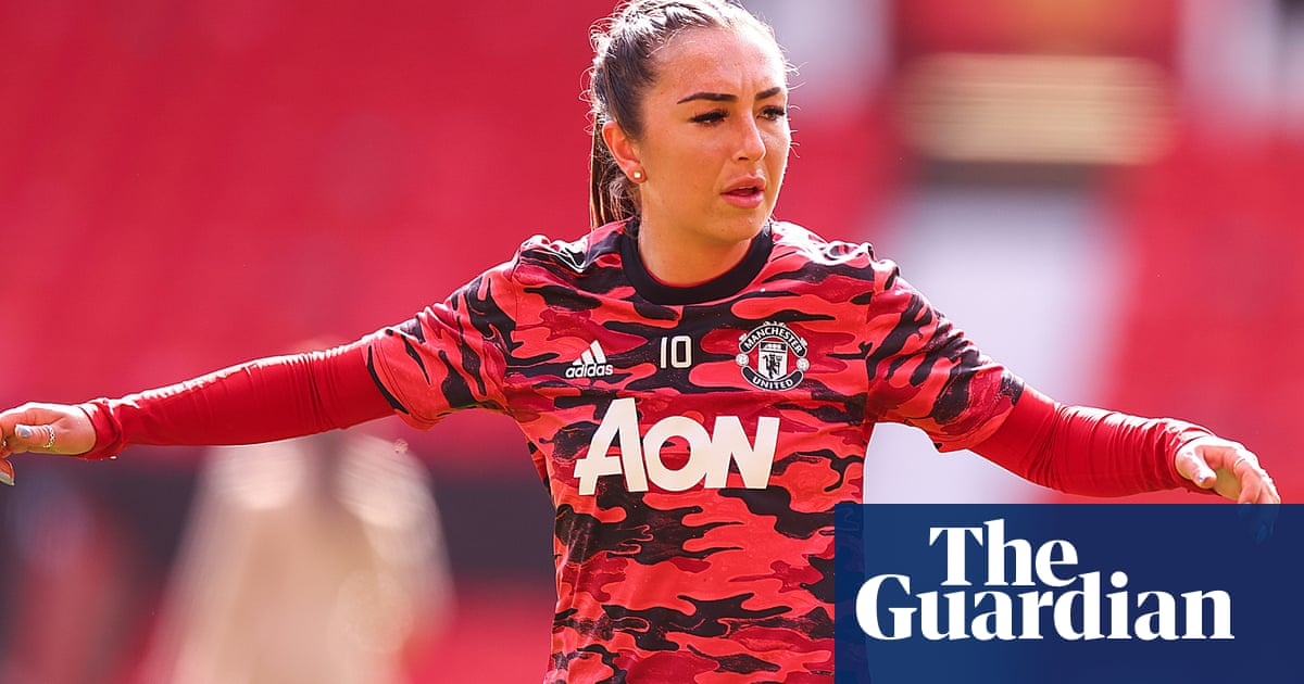 Manchester United's Katie Zelem: 'Italy changed me as a player – and a person'