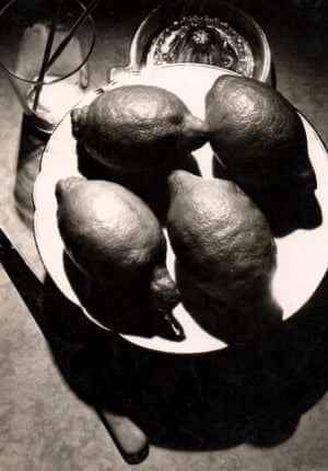 Francois Kollar Citrons, 1930, vintage gelatin silver print