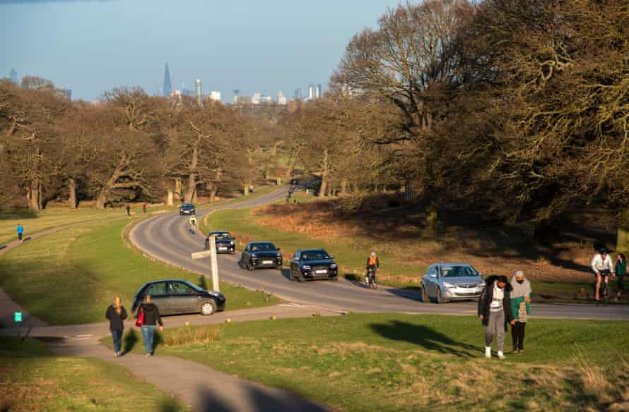 Numbers of visitors to Richmond Park grew hugely during lockdown, with 42 tonnes of rubbish left just in June.