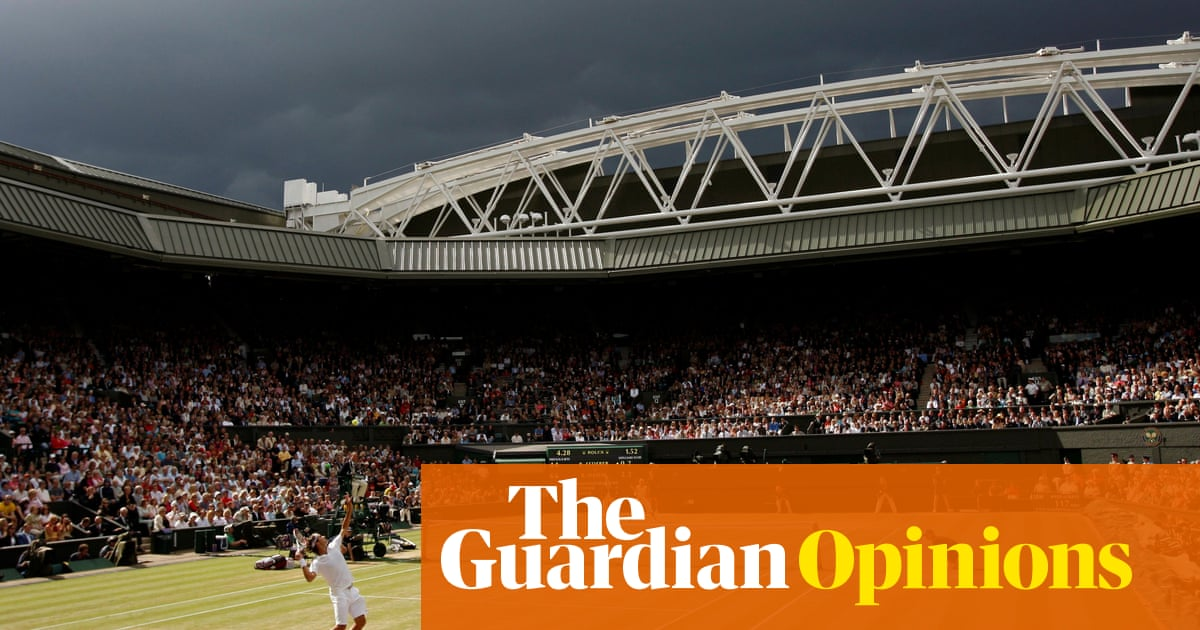 Better late than never to cancel Wimbledon but what took them so long? | Kevin Mitchell