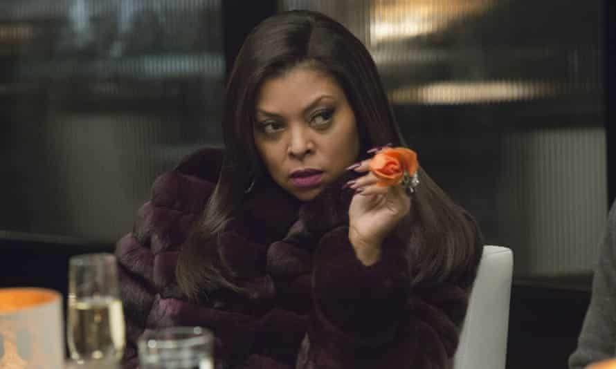 As Cookie Lyon in the hit TV show Empire.