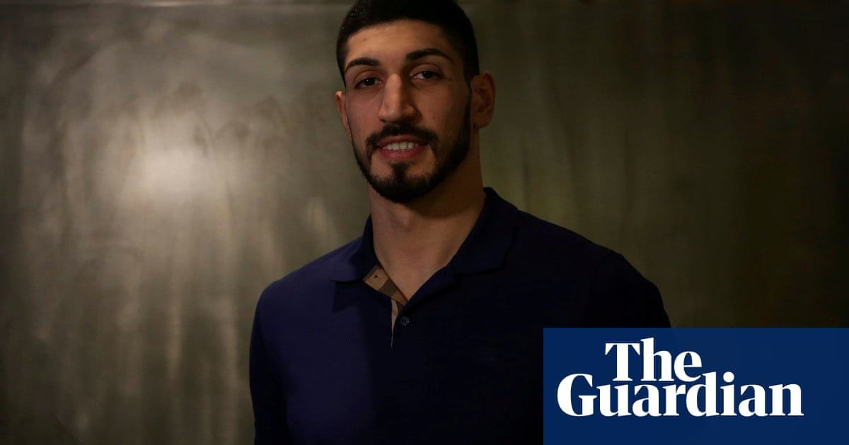 NBA star Enes Kanter on fighting injustice: Our future is in our hands