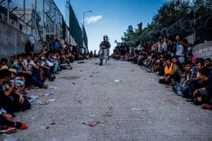 István Bielik, Crossing Borders, Greece, 2015