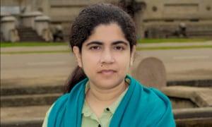 Nizrana Farook, author of The Girl Who Stole an Elephant: 'positively rustles with the textures of rural Sri Lanka
