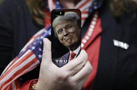 Tech and the rise of Trump: as the internet designs itself around holding our attention, politics and the media has become increasingly sensational.