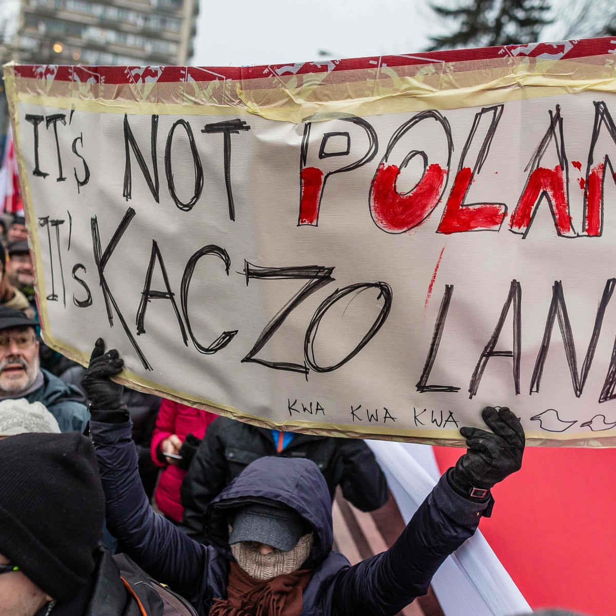 Poland is 'on road to autocracy', says constitutional court ...