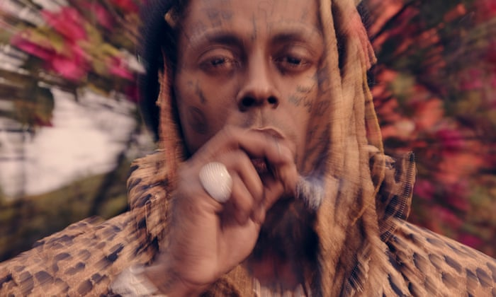 Lil Wayne Funeral Review Fearsome And Full Of Life Lil Wayne The Guardian