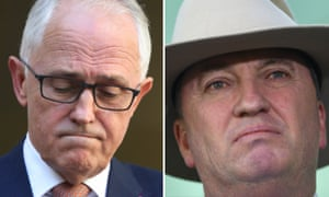 As open warfare broke out between Malcolm Turnbull and Barnaby Joyce, more pressing issues were ignored.