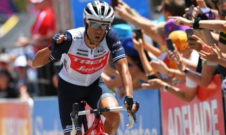 Richie Porte wins second Tour Down Under title