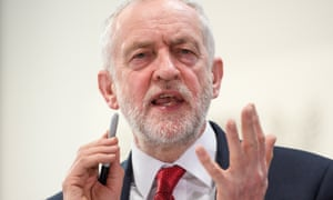 Jeremy Corbyn sets out Labour's position on Brexit