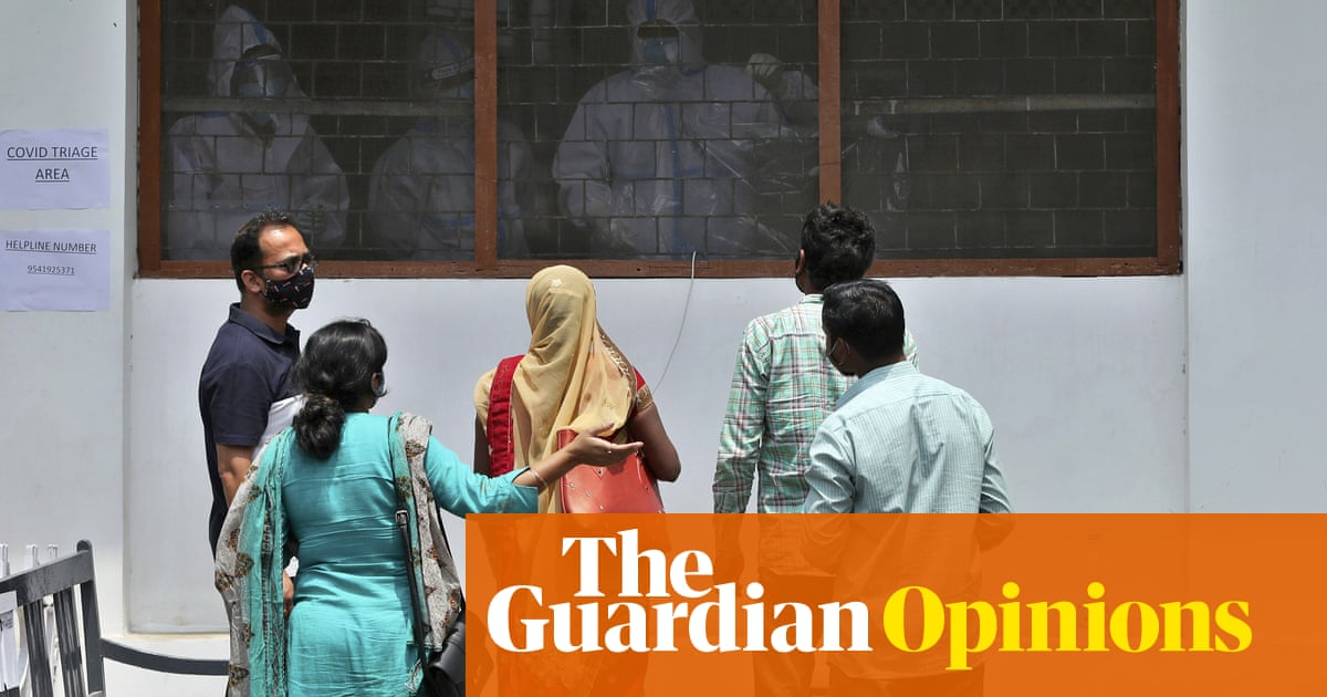 The poem that's channelling India's anger about the pandemic