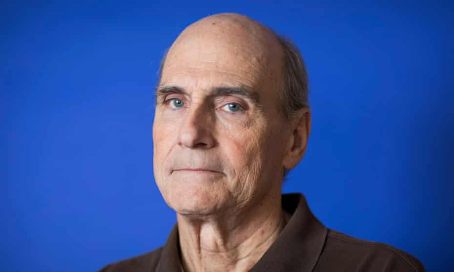 James Taylor, photographed in London in February 2020.