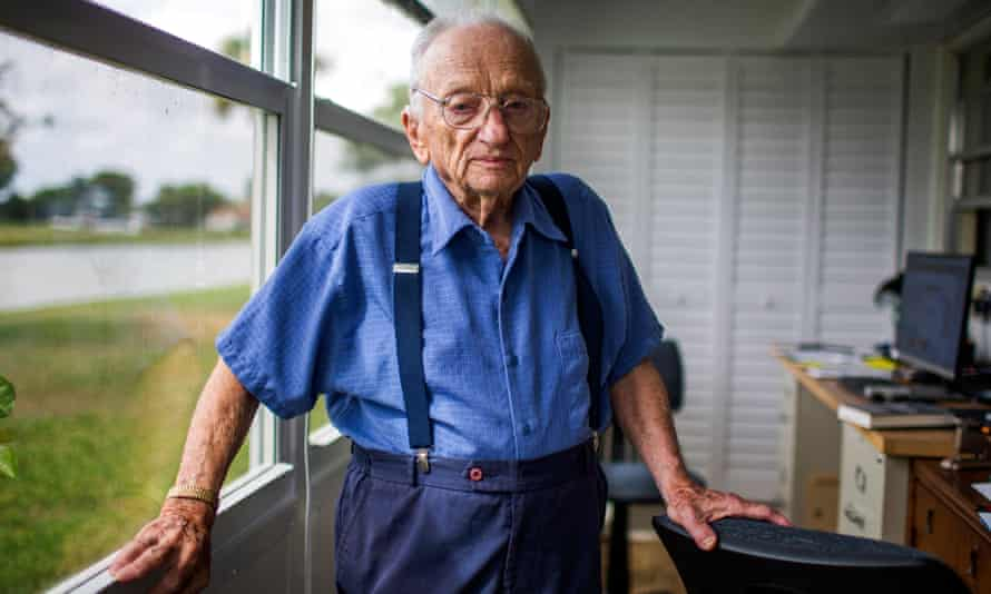 Benjamin Ferencz: 'Brexit is a mistake, and in time they will look back at this and think: how could we have been so backward?'