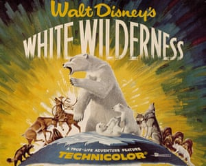 Oscar-winner … Disney's True-Life Adventure White Wilderness, 1958.