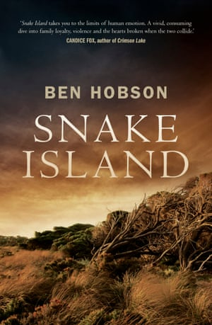 Cover image for Snake Island by Ben Hobson