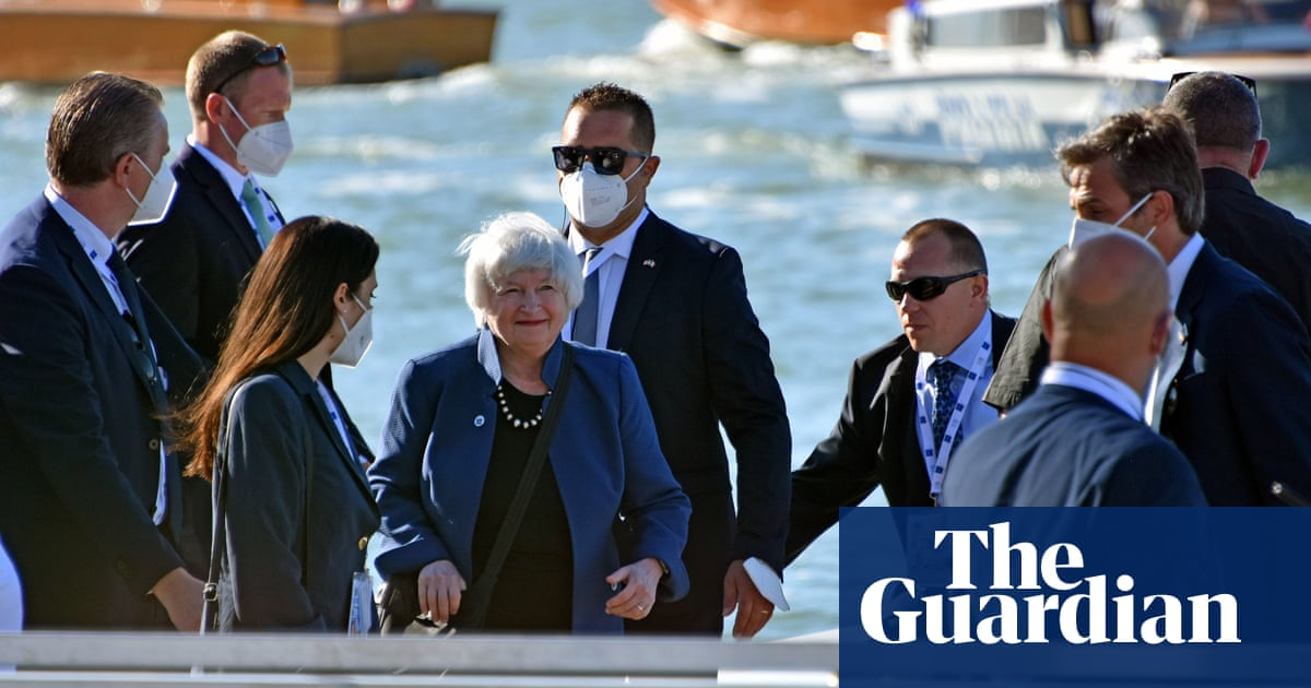 G20 backs crackdown on multinationals' use of tax havens
