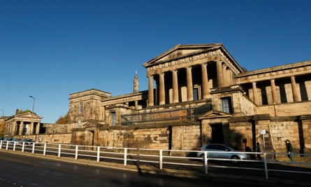The A-listed Old Royal High School, on Calton Hill, could become a Rosewood hotel.