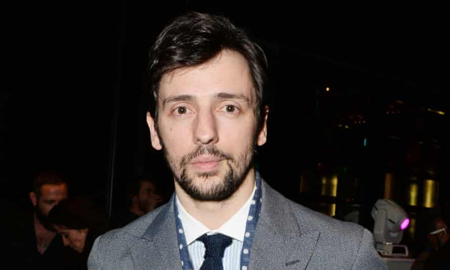 The actor Ralf Little