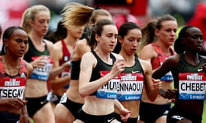 Laura Muir is aiming to become the first British women to win a European 1500m gold.