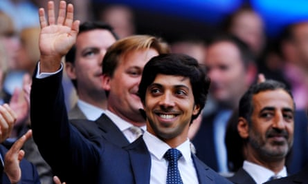 Manchester City's owner, Sheikh Mansour bin Zayed al-Nahyan, has spent an estimated £1.5bn since his Abu Dhabi United Group bought the club in 2008.
