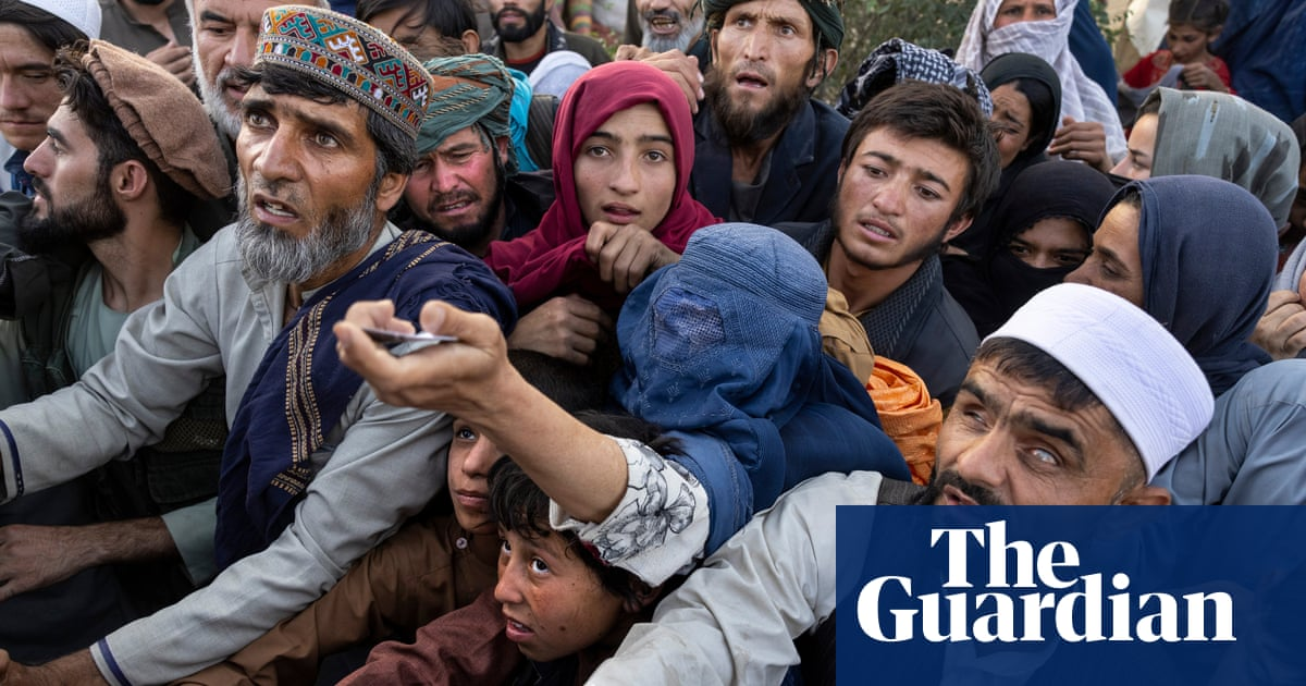 Joe Biden urges Afghans to 'fight for their nation' as Taliban advance continues