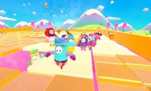 Fall Guys: Ultimate Knockout review – raucous, ridiculous fun | Games