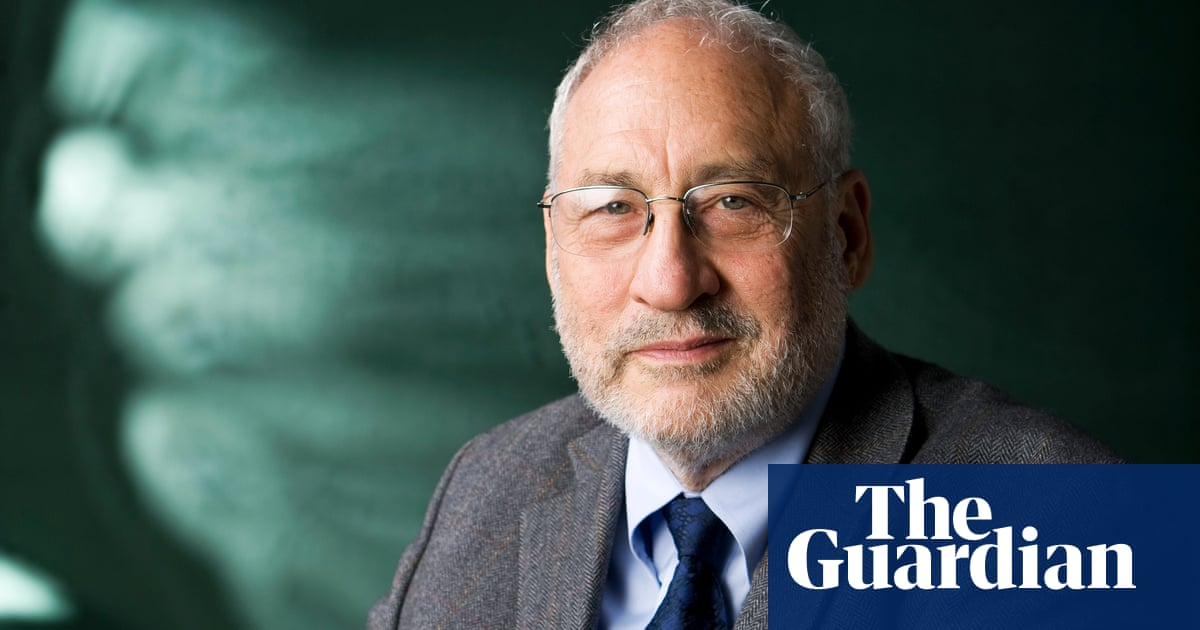 Joseph Stiglitz: 'America should be a warning to other countries'
