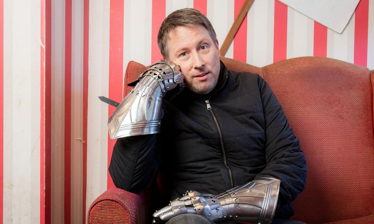 Joe Cornish: 'Adam and I were very competitive in an unhealthy way' | Joe  Cornish | The Guardian